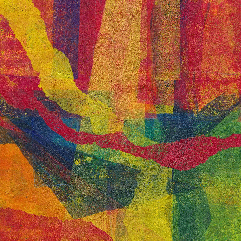 Multi-layered Gel print