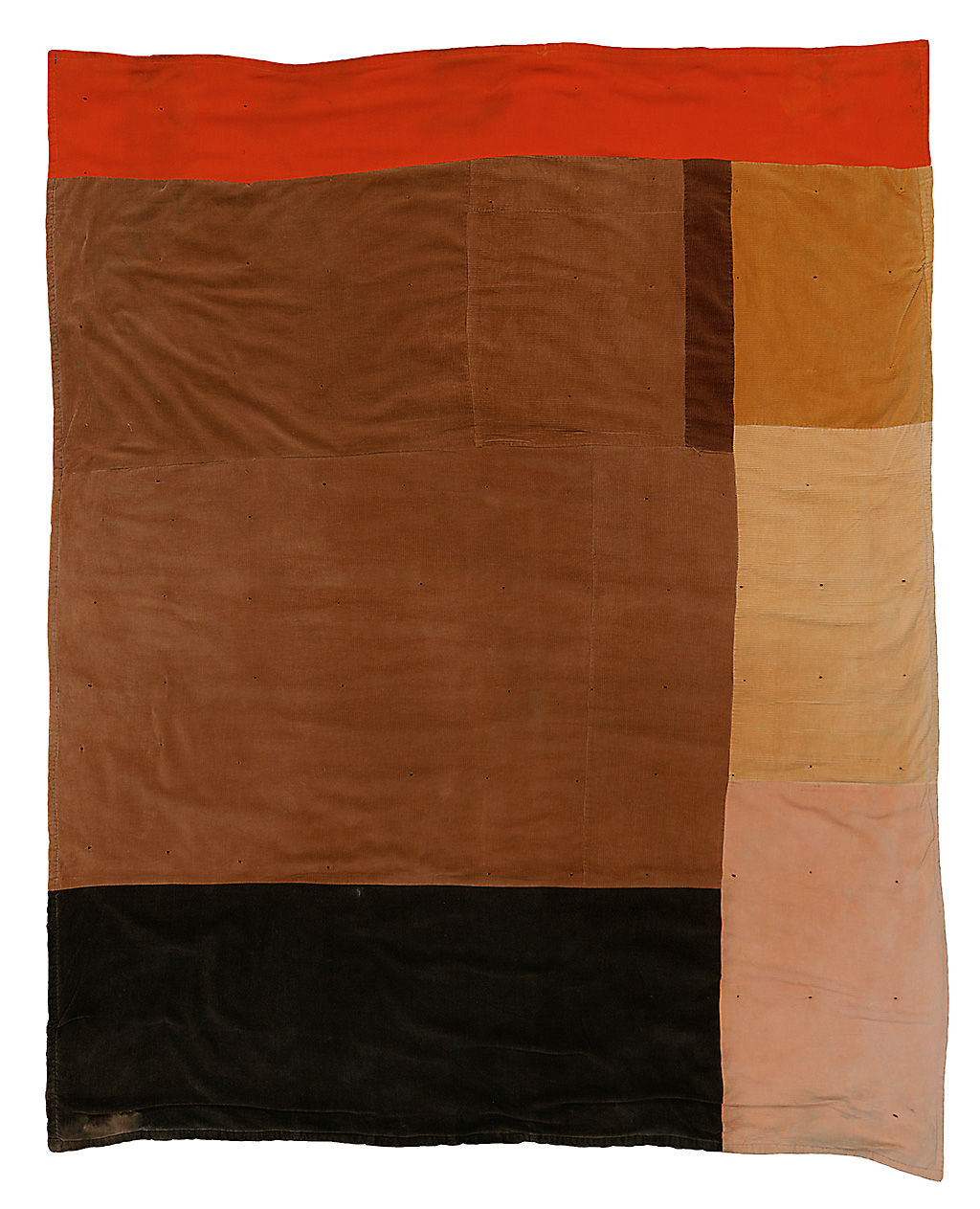 Quilt by China Pettway of Gee's Bend Quiltmakers